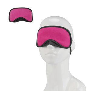 Lux Fetesh Pink Peek-A-Boo Love Mask
